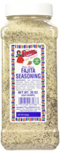 Bolner's Fiesta Extra Fancy Fajita Seasoning, 30-Ounce Plastic Canister
