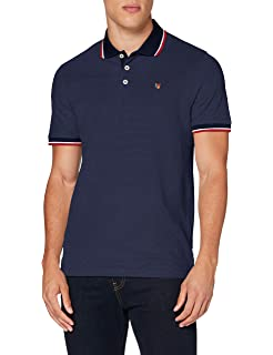 Jack /& Jones Jcocharming Polo SS Noos Camiseta Hombre