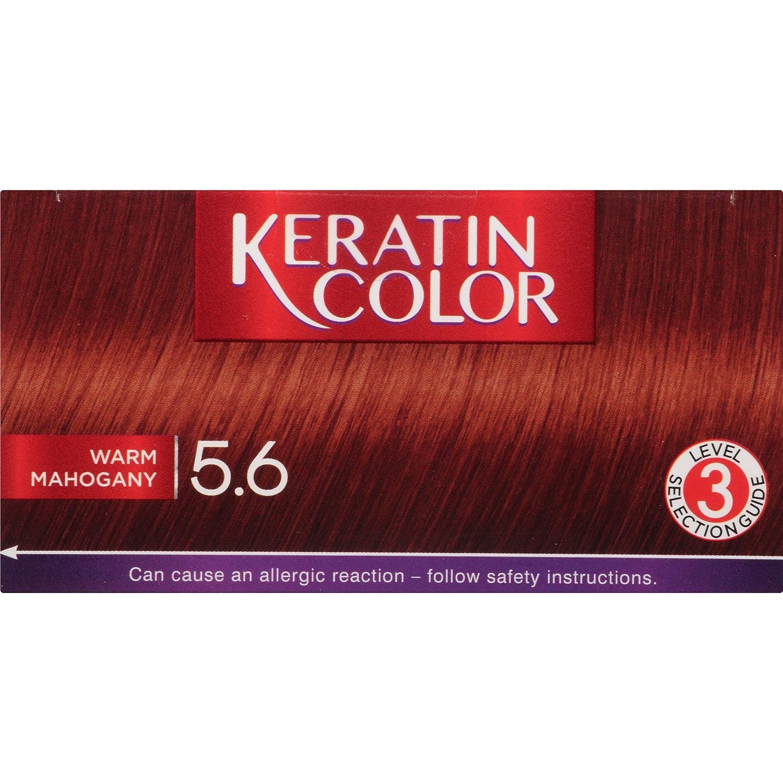 Amazon Schwarzkopf Keratin Color Anti Age Hair Color Kit 56