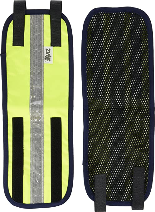 Yellow//Navy One Size HyVIZ Rider Elasticated Arm//Leg Band