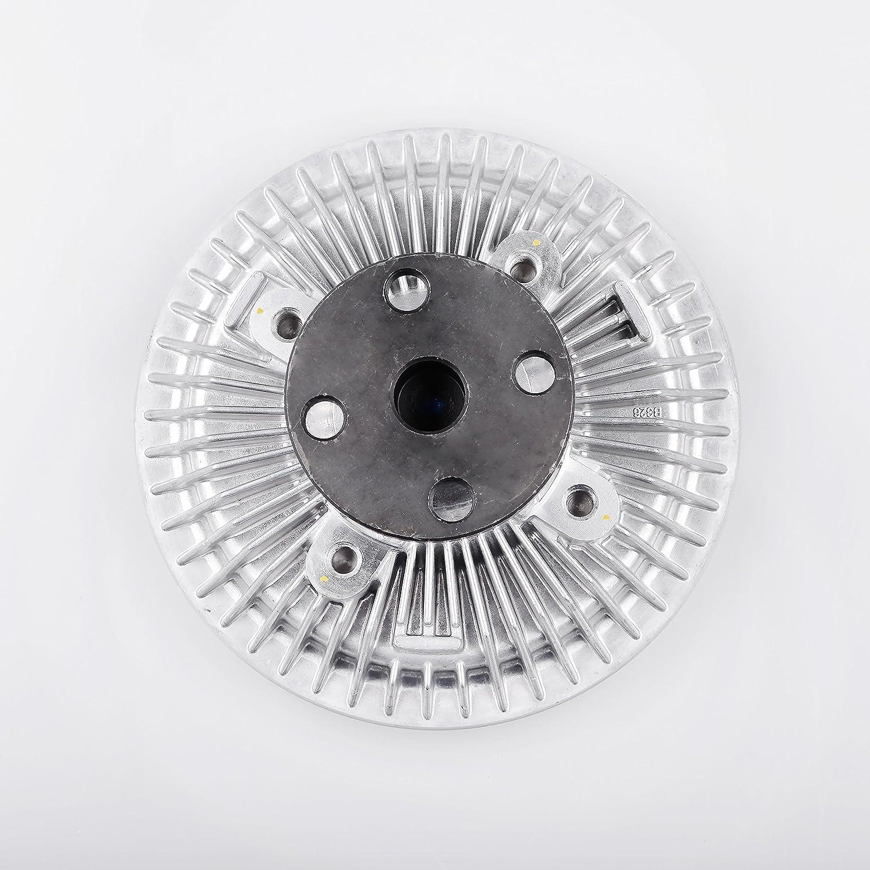 Mechapro 2625 Pro Engine Cooling Fan Clutch for Jeep Cherokee Comanche Wrangler Wagoneer