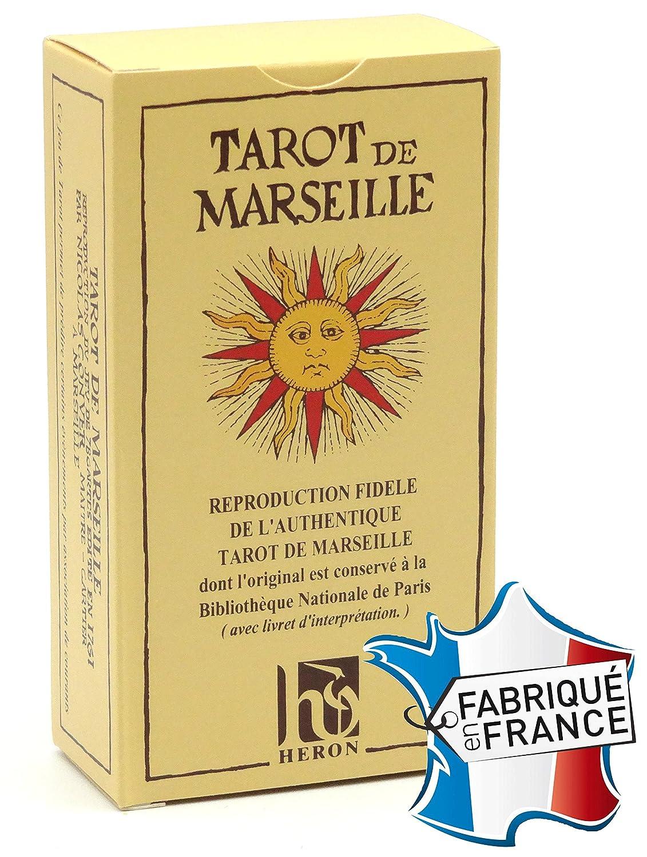 Choisir un Tarot de Marseille classique et traditionnel