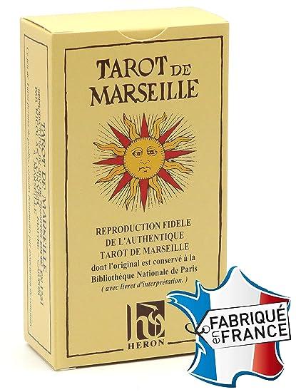 Tarot de Marseille pour débutant