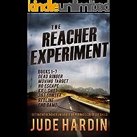 The Jack Reacher Experiment Books 1-7