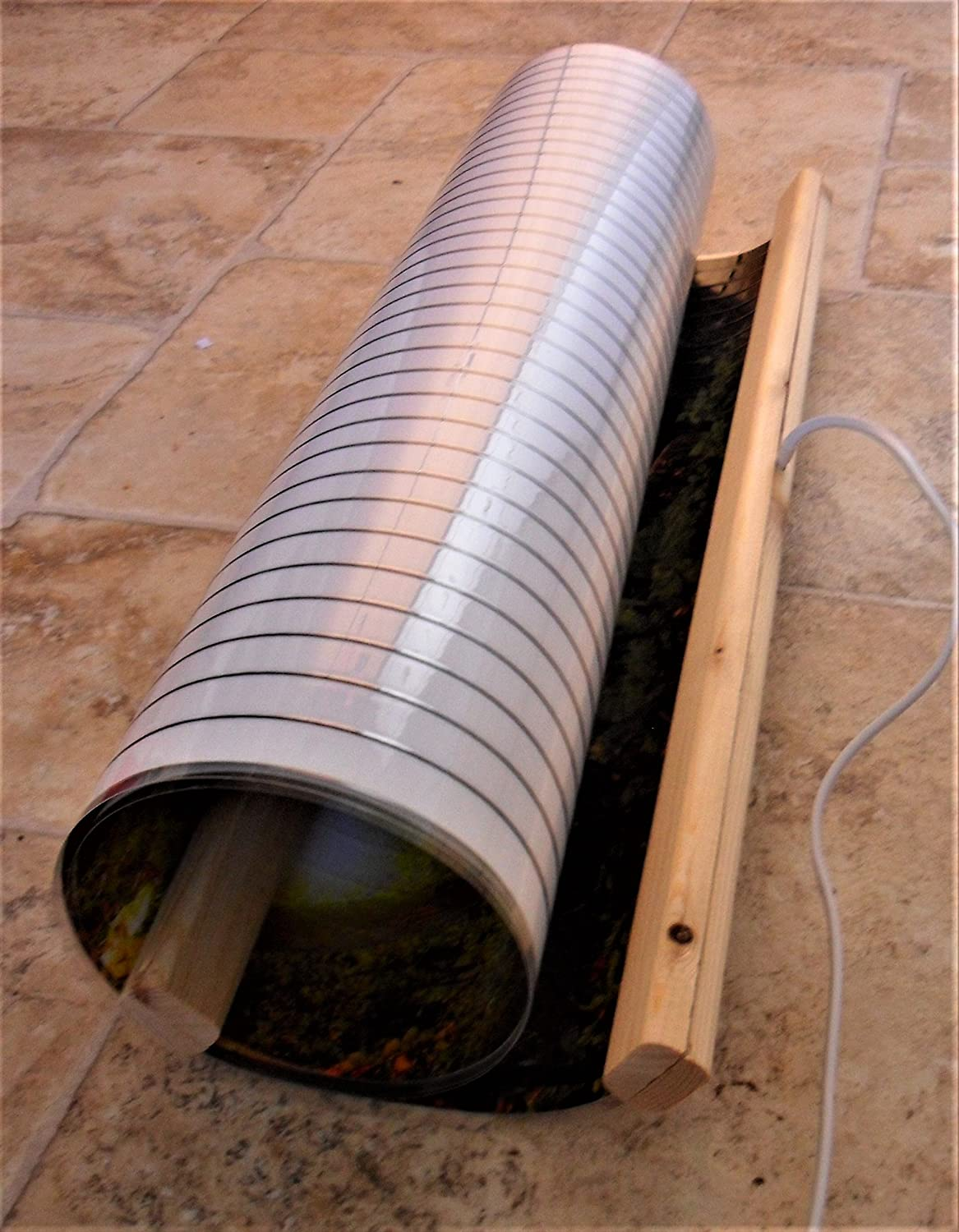 Far Infrared Heater Panel Roll-able 450W. Heating area 8 - 12m2. (Mosaic)