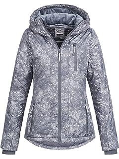 Sublevel Damen Übergangsjacke Winterjacke sportlich mit