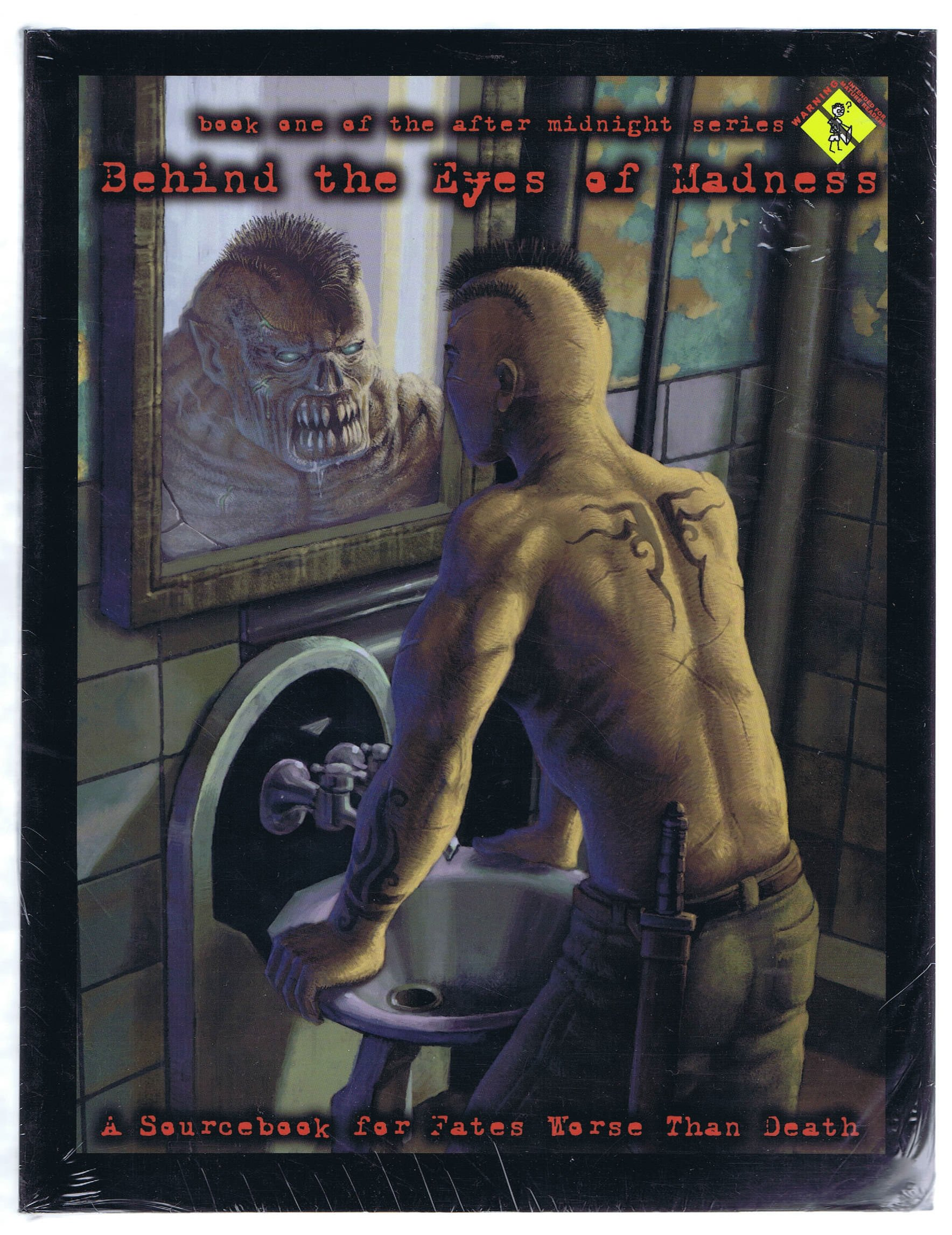 Download Behind The Eyes Of Madness: Book One of the After Midnight Series (Fates Worse Than Death) pdf epub
