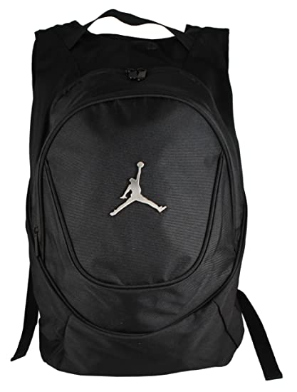 Amazon.com  Nike Jordan Jumpman 23 Round Shell Style Backpack ... cc7e3e96775a6