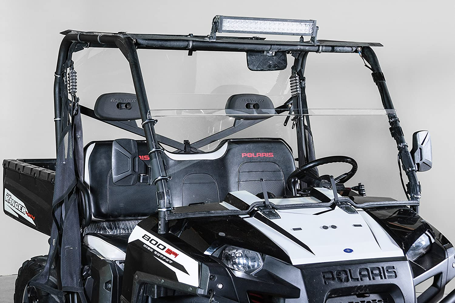 Polaris Ranger XP Half UTV Windshield 3/16' - Models 2009 - Made in the USA!. UTV Windshields and Accessories