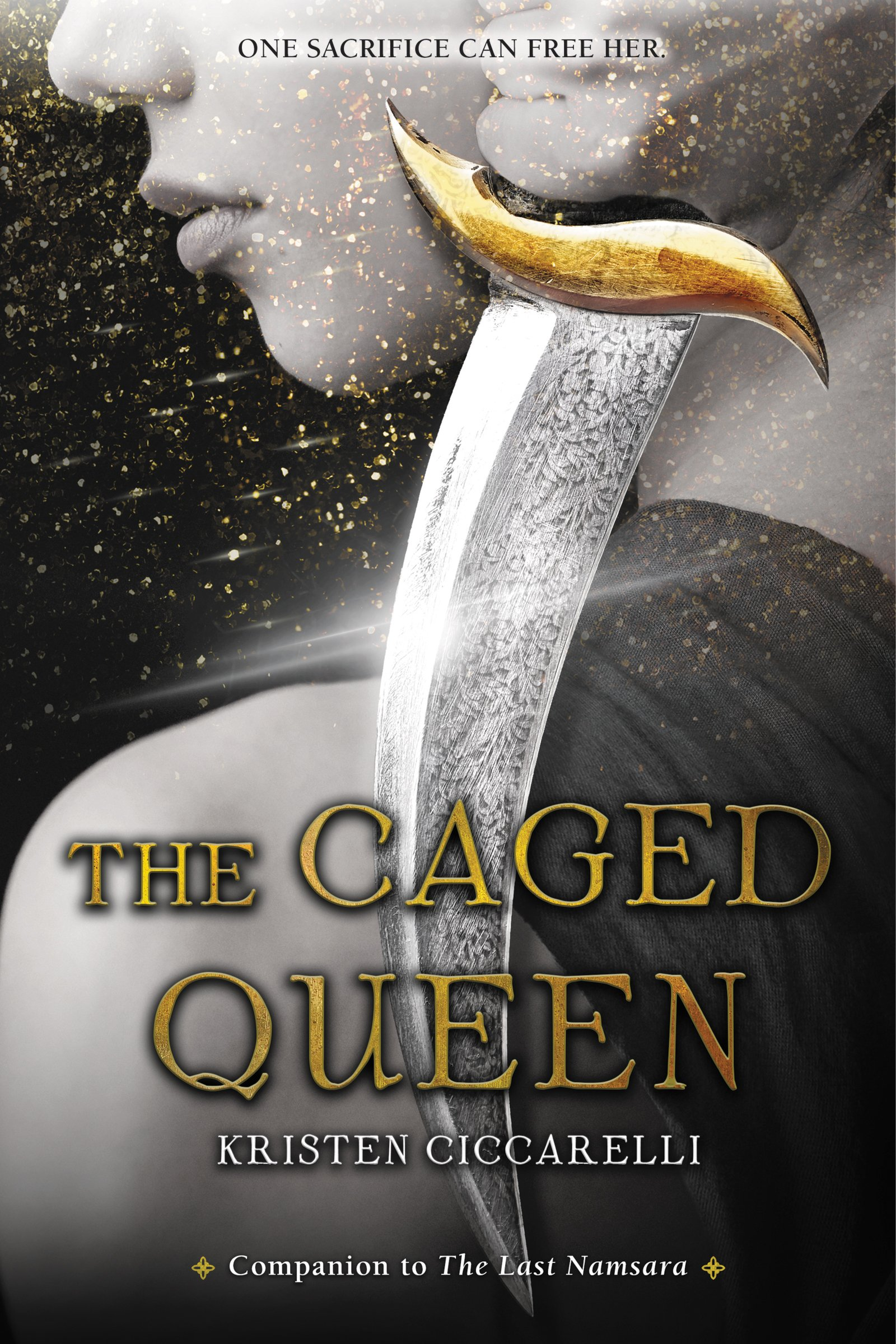 The Caged Queen by Kristen Ciccarelli