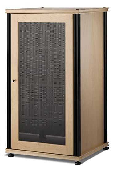 Amazon.com: Salamander Synergy 402 A/V Component Cabinet (Maple ...