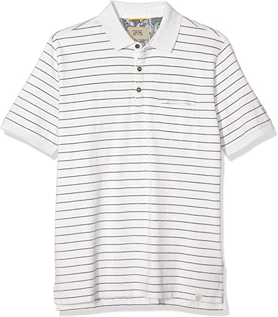 Camel Active Polo 1/2, Blanco (White Core 01), XX-Large para ...