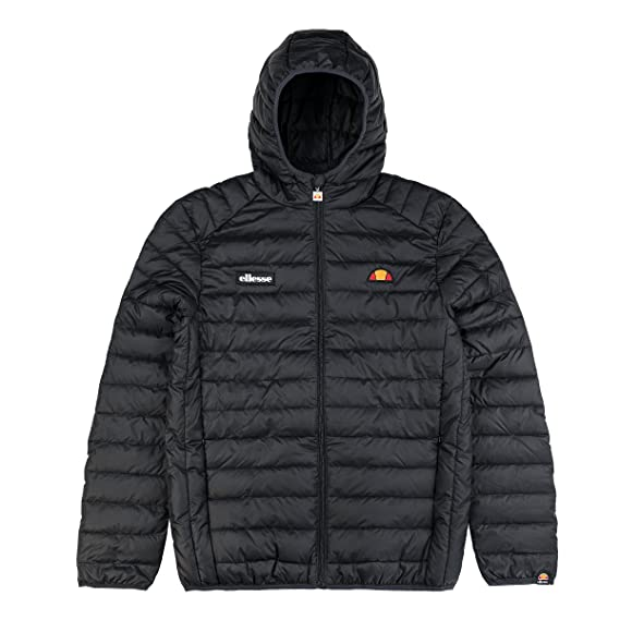 new lower prices discount sale 50% price Ellesse Lombardy Bubble Jacket Black L