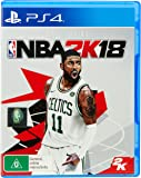 NBA 2K18 PlayStation 4 Standard Edition