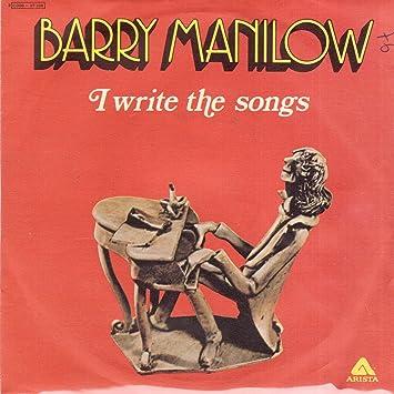 Barry Manilow - I Write the Songs / A Nice Boy Like Me - Amazon ...