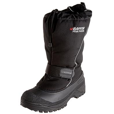Baffin Men's Tundra Snow Boot,Black,7 ...