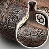 グルジア・ワイン キシ・クヴェヴリ 世界遺産製法 陶器ボトル ドライ 白 750ml