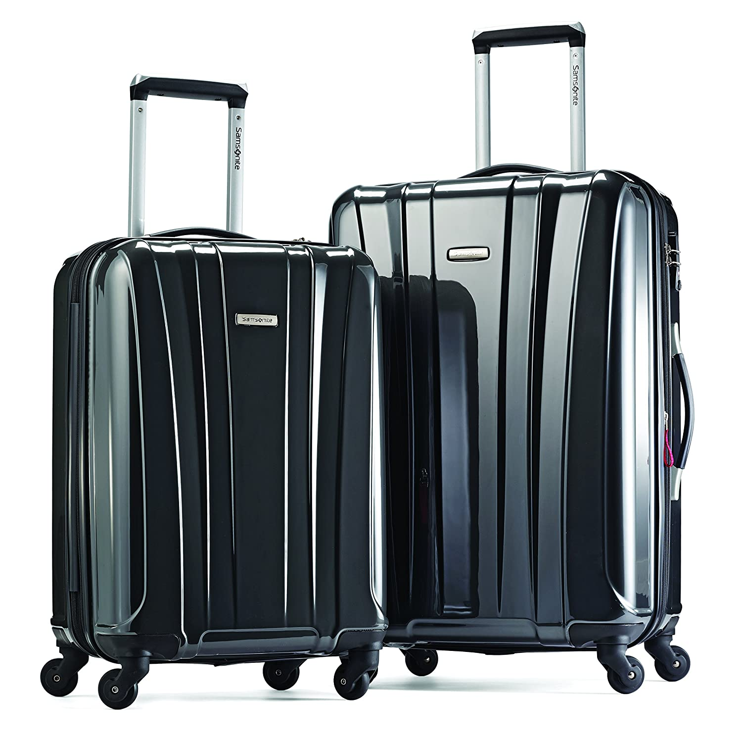 Amazon.com | Samsonite Bora Lightweight Two-Piece Hardside Spinner ...