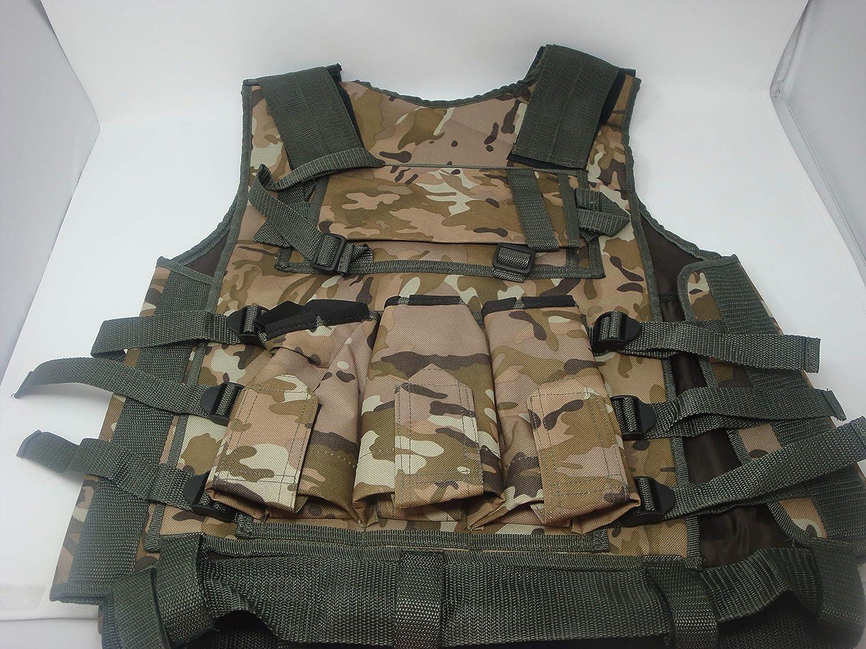ZAF Industries Tactical Paintball Vest