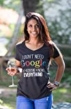 I Don't Need Google, My Husband Knows Everything