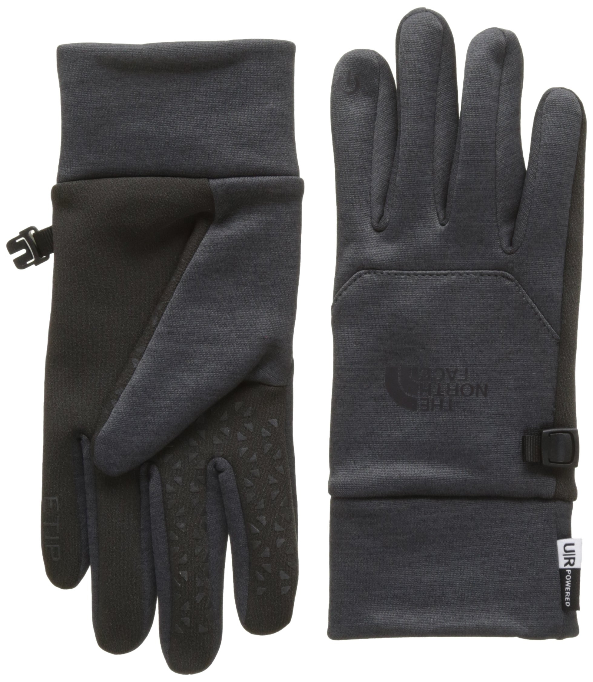 The North Face Etip Glove Womens TNF Dark Grey Heather (STD) S