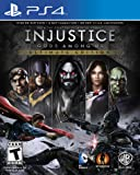 Injustice: Gods Among Us Ultimate Edition - PlayStation 4