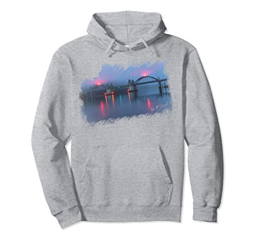 Bridge of Dreams Pullover Hoodie