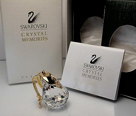 Swarovski Crystal Memories Classics Mochila Knapp Saco en caja original.: Amazon.es: Hogar
