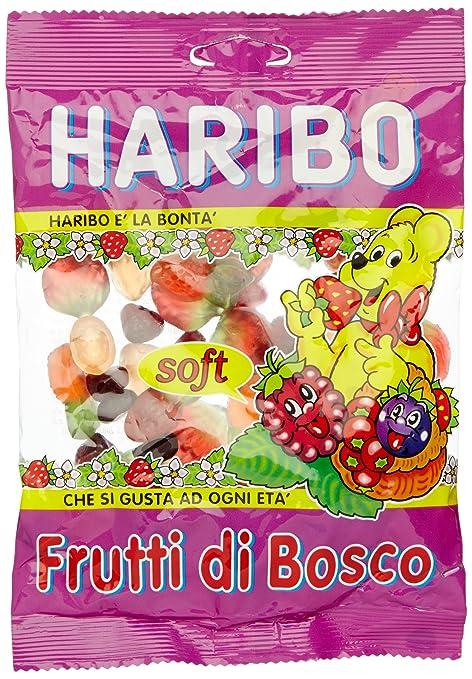 5 opinioni per Haribo, Frutti Di Bosco- 4 pezzi da 175 g [700 g]