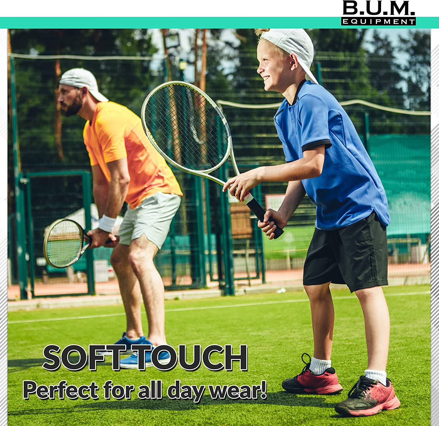 B.U.M 3 Pack Equipment Boys/' Performance Dry-Fit Compression Boxer Briefs