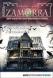 Professor Zamorra 1156 - Horror-Serie: Gefangen im Totenhaus (German Edition)