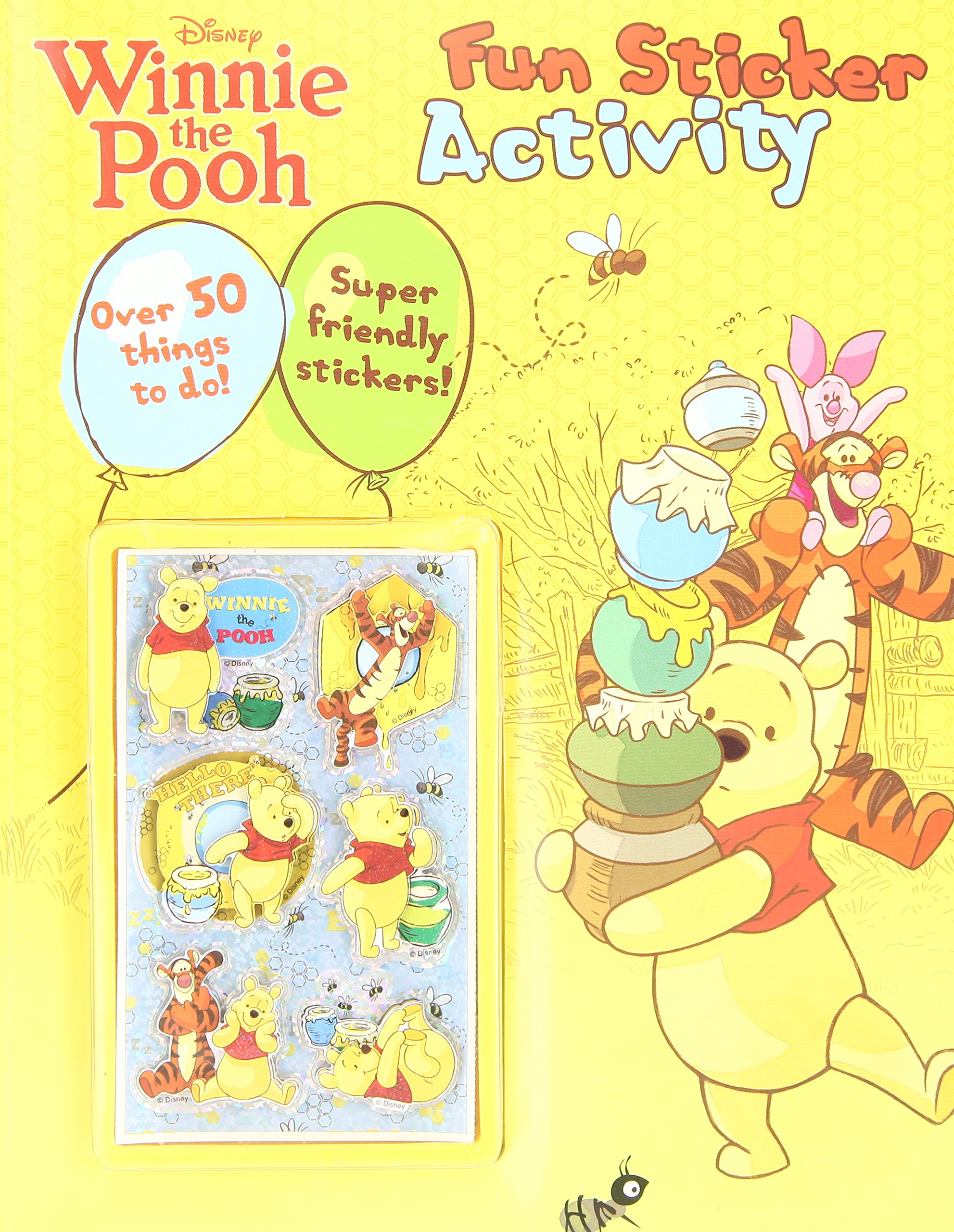 Download Winnie the Pooh - Fun Sticker Activity ebook