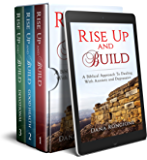 Rise Up and Build 3-in-1 Compilation:  A Biblical Approach To Dealing With Anxiety and Depression