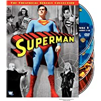 Superman - The 1948 & 1950 Theatrical Serials Collection;WB - UNEXPLODED VIDEO VERSION NON - IP