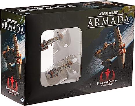 Hammerhead Corvette: Star Wars Armada - English: Amazon.es: Juguetes y juegos