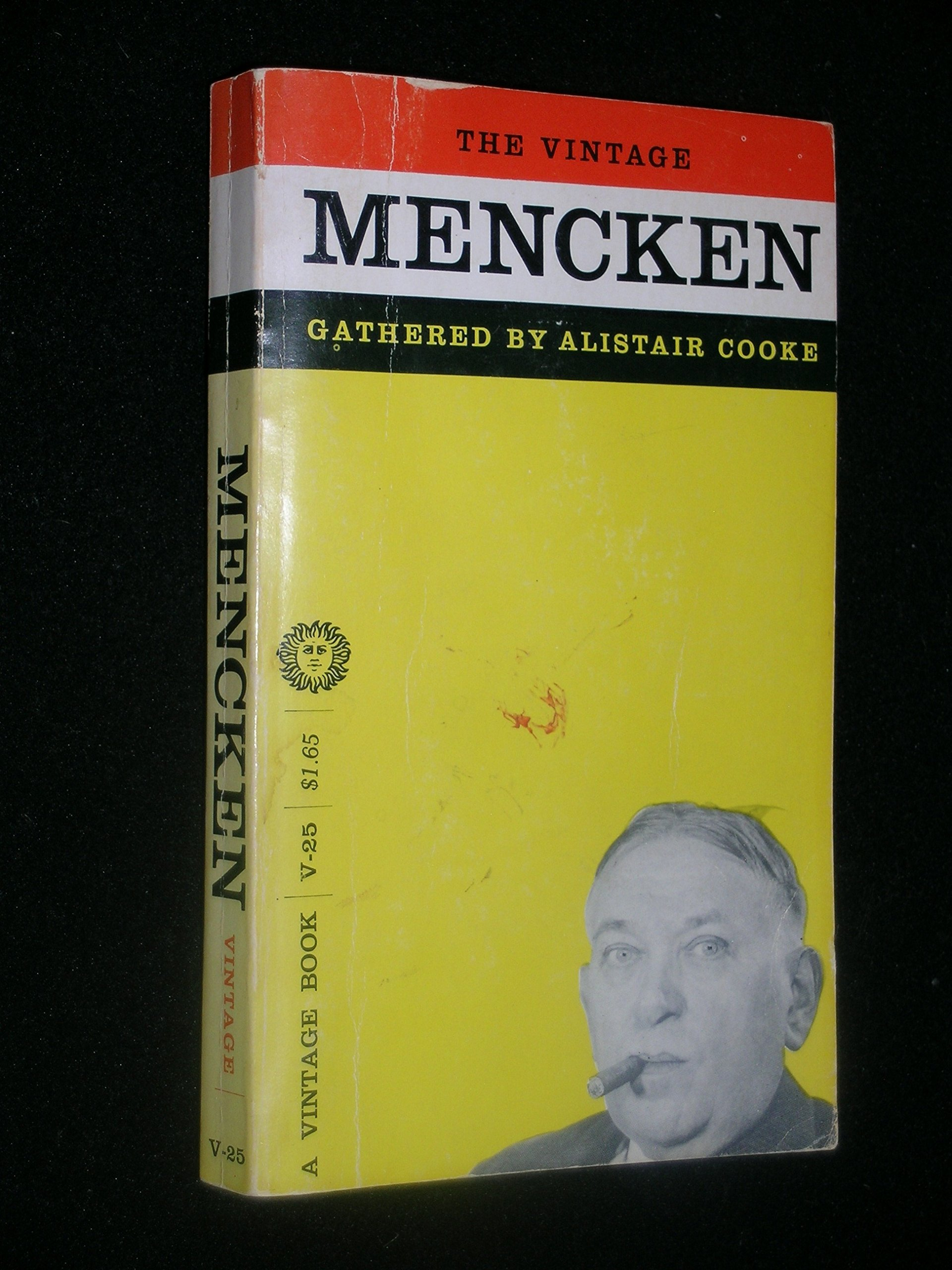 the vintage mencken h l and cooke alistair mencken amazon the vintage mencken h l and cooke alistair mencken com books