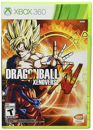 Jogo Dragon Ball Xenoverse - Xbox 360  Amazon.com.br  Games e6a748b0082
