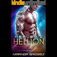 The Healer's Hellion: An Alien Breeder Romance (The House of Kaimar Book 5) (English Edition)