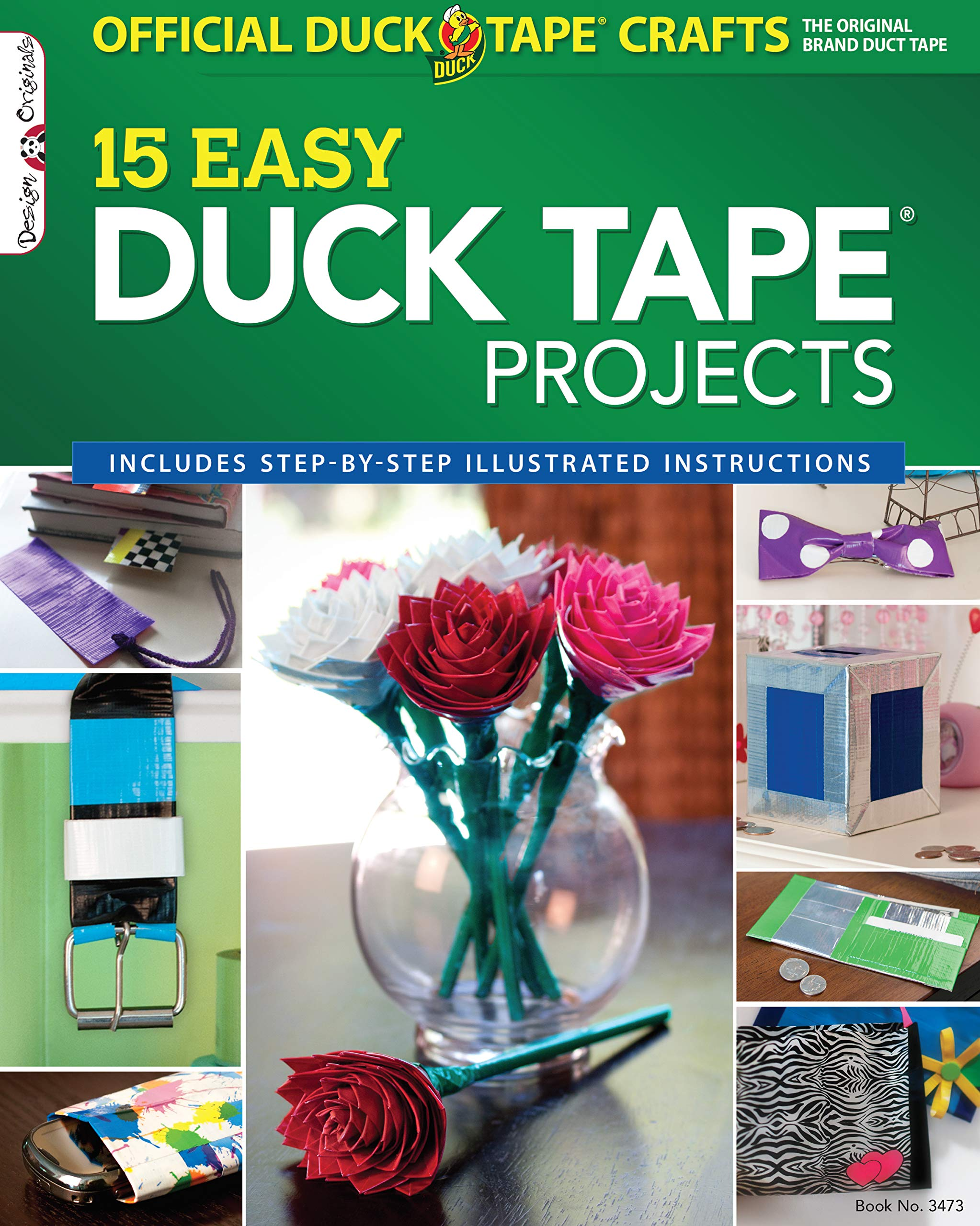 cool easy duct tape crafts