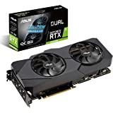 ASUS GeForce RTX 2080 Super Overclocked 8G GDDR6 Dual-Fan EVO V2 Edition VR Ready HDMI DisplayPort 1.4 Graphics Card…