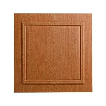 DECOSA Deckenplatten LYON in Holz Optik - Deckenpaneele in Buche ...