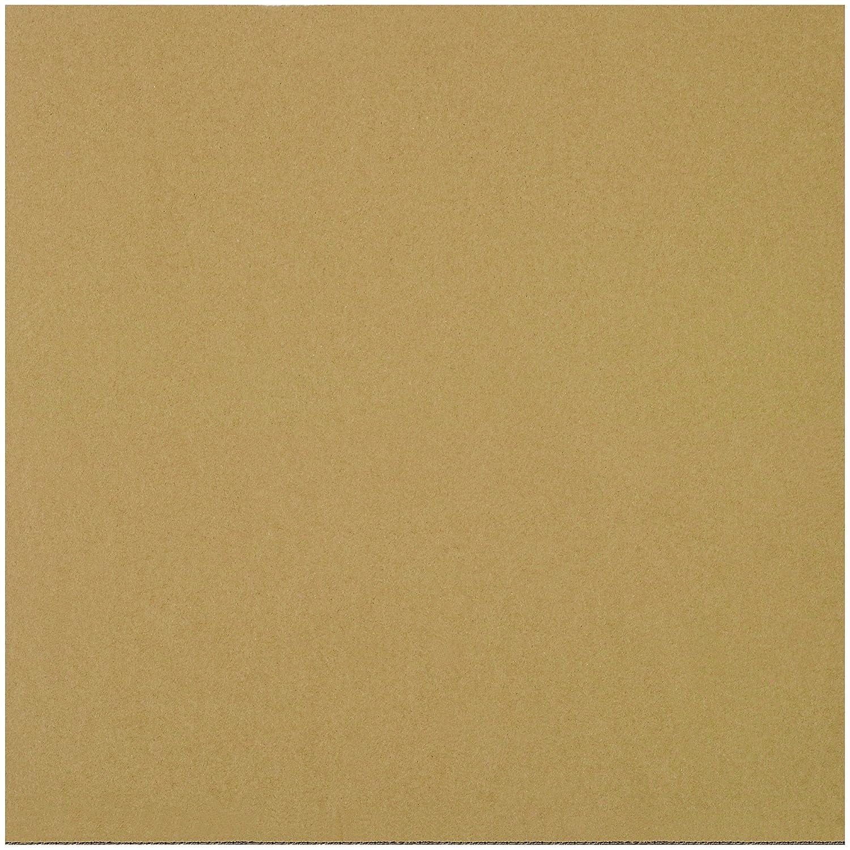 19 7//8 x 19 7//8 Corrugated Layer Pads 50//Bundle Kraft