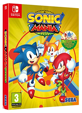 Sonic Mania Plus: Nintendo Switch: Amazon.es: Videojuegos