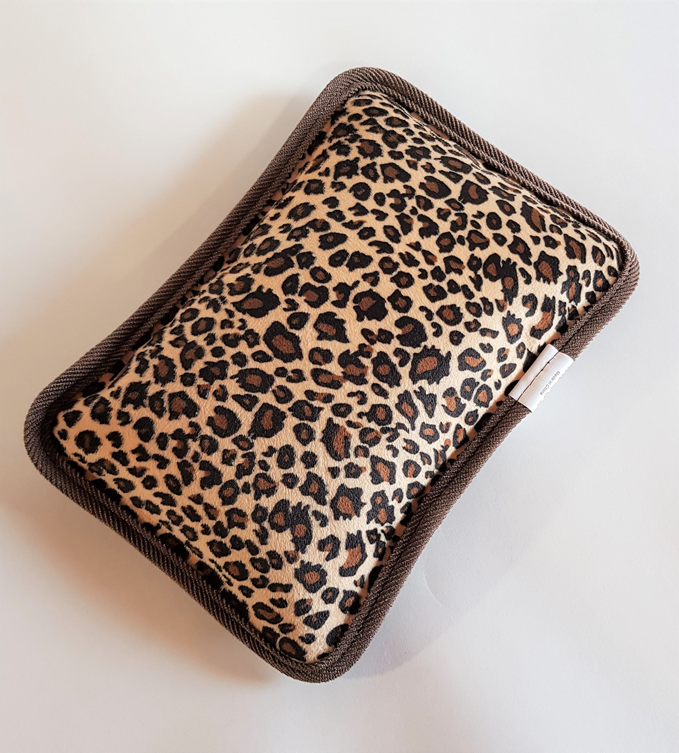 Rechargeable Portable Heat Pad/Pack (Leopard)