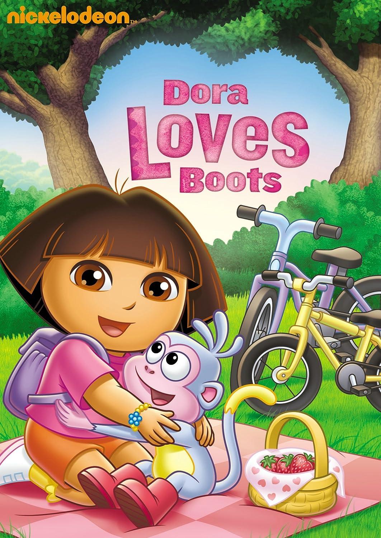 Amazon.com Dora the Explorer Dora Loves Boots Dora The