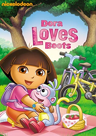 Amazon.com Dora the Explorer Dora Loves Boots Jake