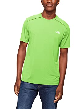 c983a632 THE NORTH FACE Men's's Men's 24/7 Tech Short Sleeve T-Shirt: Amazon ...