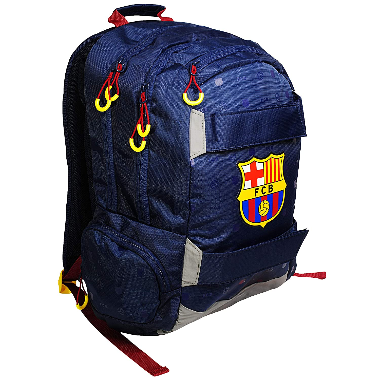 Alles-meine  GmbH Rucksack   Laptoprucksack   Schulranzen Schulranzen Schulranzen -  Fussball - FC Barcelona - FCB  - inkl. Name - 15 - 17 Zoll - Brustgurt - SUPERLEICHT & ergonomisch  anatomisch -.. B07JVHKG2X | Ausreichende Versorgung  | Angenehmes Aussehen  | Fairer Preis  c684d5