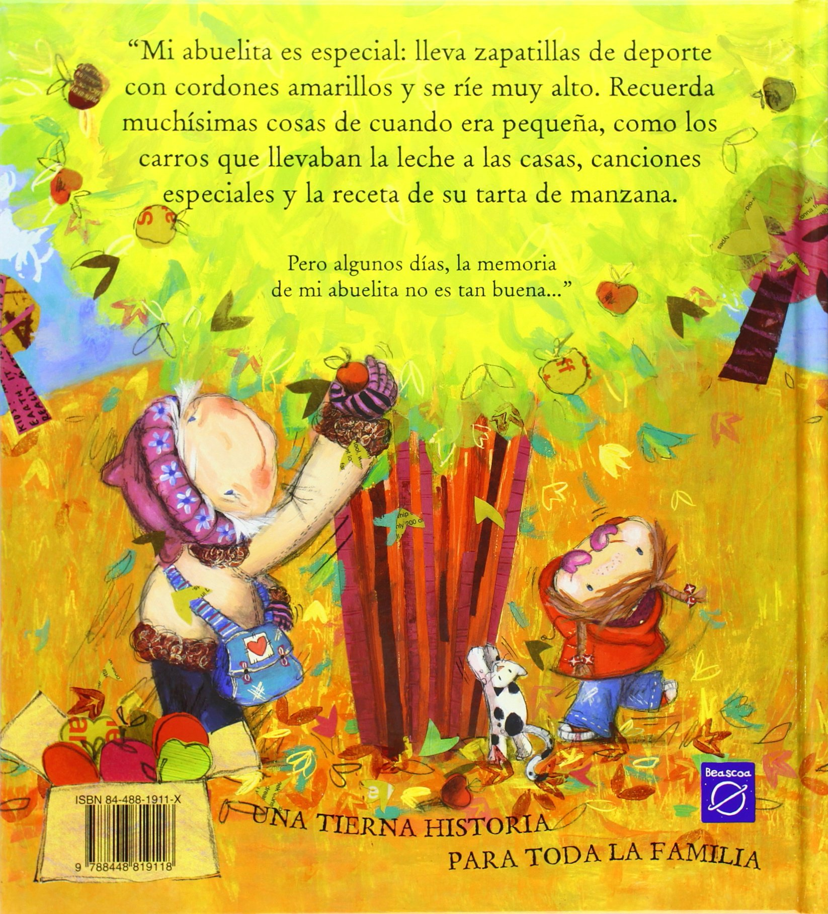 Abuelita te acuerdas?/ Mile-High Apple Pie (Spanish Edition): Laura Langston: 9788448819118: Amazon.com: Books