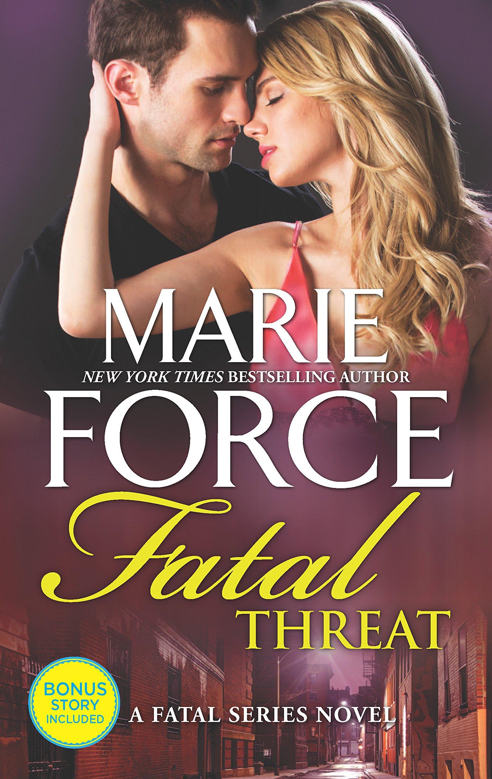 Read Online Fatal Threat: A Novel of Romantic Suspense (The Fatal Series) ebook